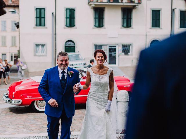 Il matrimonio di Federico e Lisa a Scanzorosciate, Bergamo 44