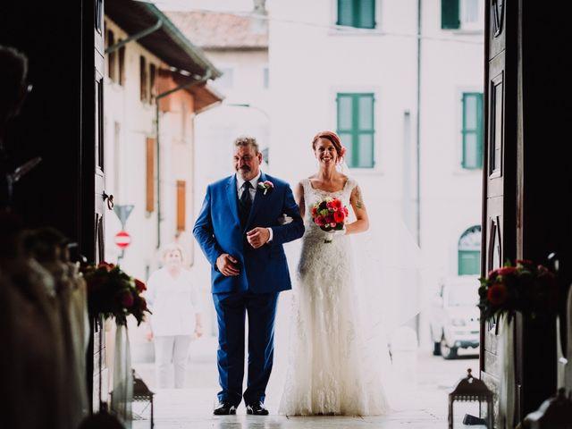 Il matrimonio di Federico e Lisa a Scanzorosciate, Bergamo 45