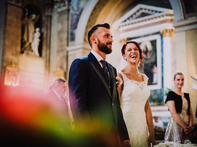 Il matrimonio di Federico e Lisa a Scanzorosciate, Bergamo 46