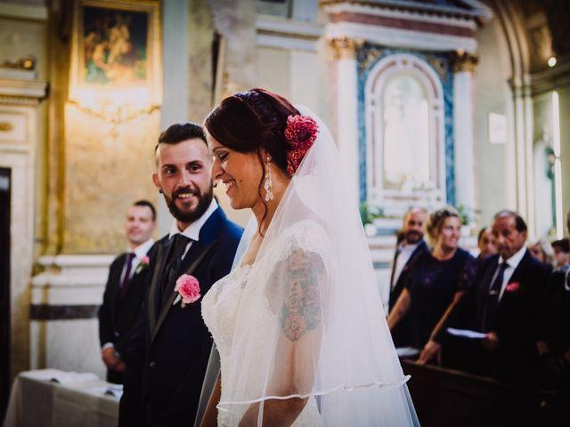 Il matrimonio di Federico e Lisa a Scanzorosciate, Bergamo 47