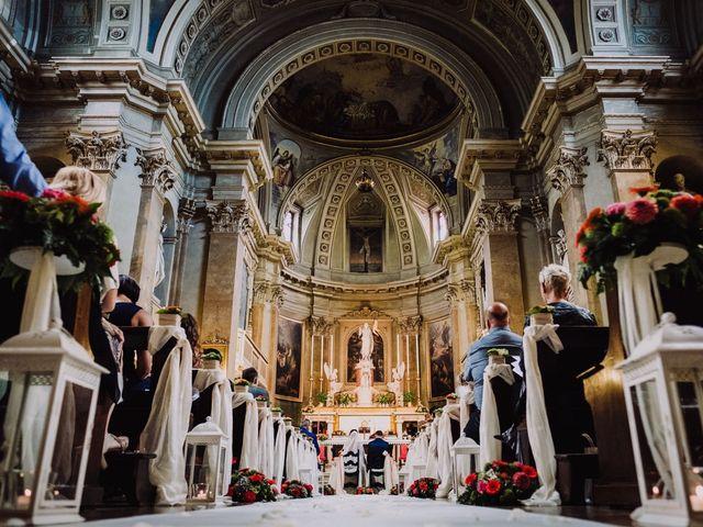Il matrimonio di Federico e Lisa a Scanzorosciate, Bergamo 48
