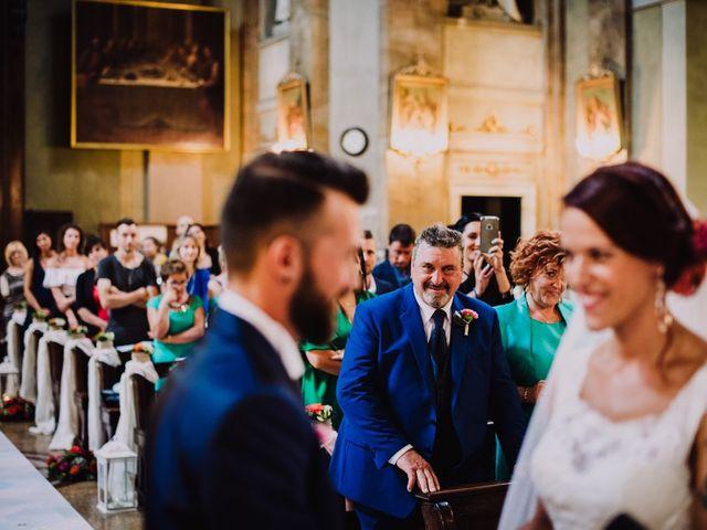 Il matrimonio di Federico e Lisa a Scanzorosciate, Bergamo 49