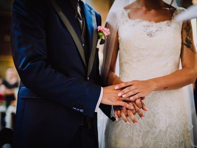 Il matrimonio di Federico e Lisa a Scanzorosciate, Bergamo 50