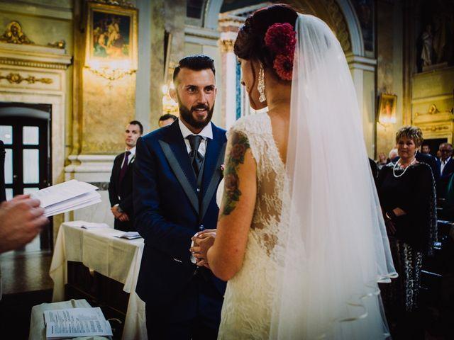 Il matrimonio di Federico e Lisa a Scanzorosciate, Bergamo 51