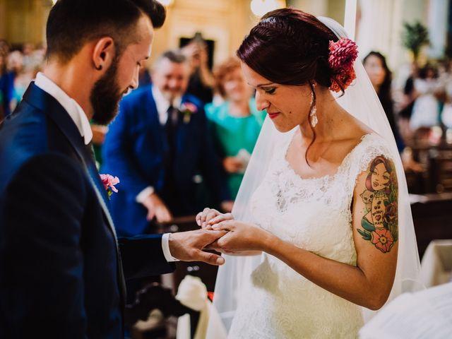 Il matrimonio di Federico e Lisa a Scanzorosciate, Bergamo 53