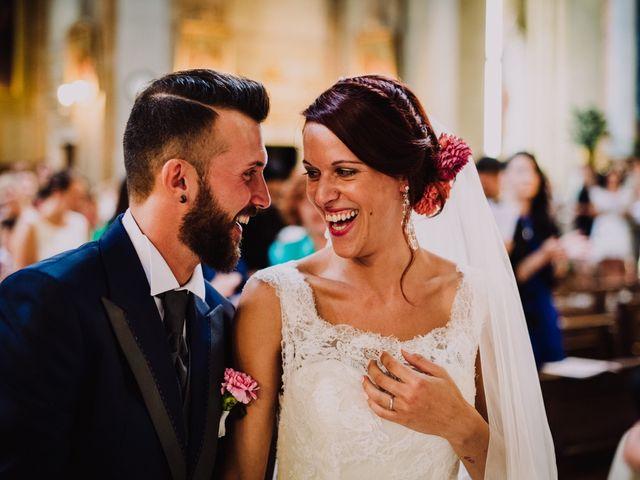 Il matrimonio di Federico e Lisa a Scanzorosciate, Bergamo 54