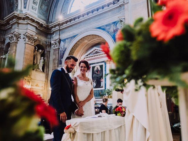 Il matrimonio di Federico e Lisa a Scanzorosciate, Bergamo 55