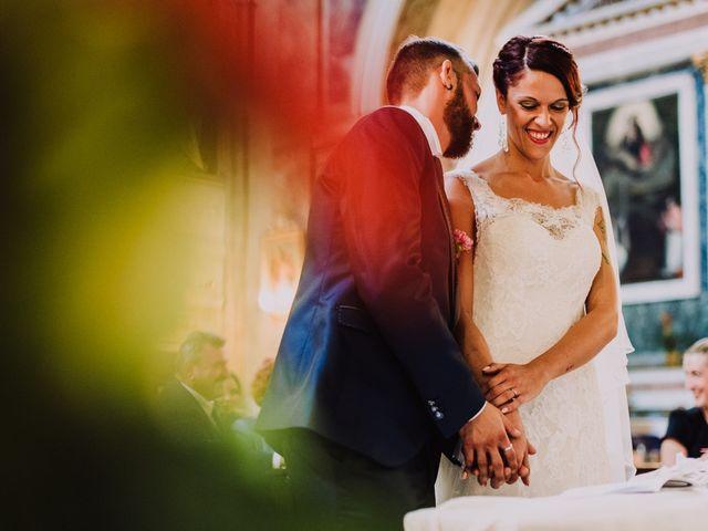Il matrimonio di Federico e Lisa a Scanzorosciate, Bergamo 56