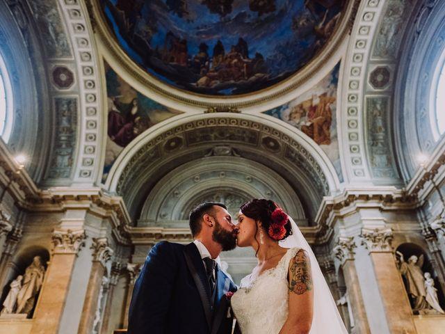 Il matrimonio di Federico e Lisa a Scanzorosciate, Bergamo 57
