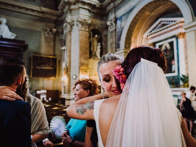 Il matrimonio di Federico e Lisa a Scanzorosciate, Bergamo 59