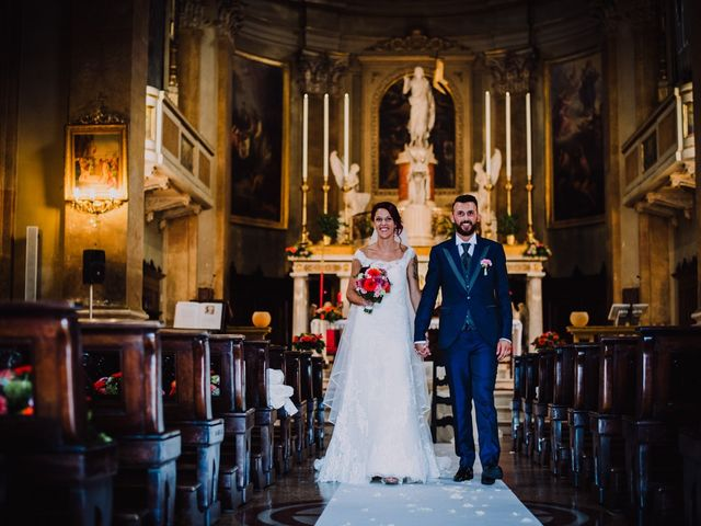 Il matrimonio di Federico e Lisa a Scanzorosciate, Bergamo 60