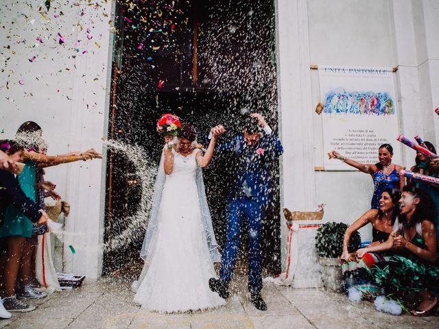 Il matrimonio di Federico e Lisa a Scanzorosciate, Bergamo 63