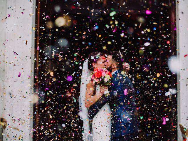 Il matrimonio di Federico e Lisa a Scanzorosciate, Bergamo 65