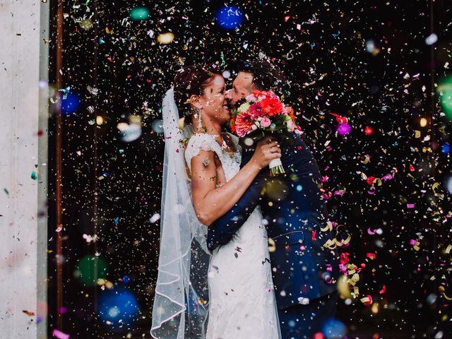 Il matrimonio di Federico e Lisa a Scanzorosciate, Bergamo 66