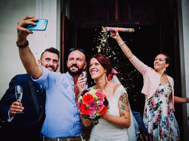 Il matrimonio di Federico e Lisa a Scanzorosciate, Bergamo 69