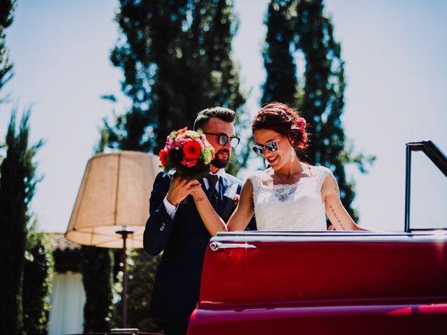 Il matrimonio di Federico e Lisa a Scanzorosciate, Bergamo 79