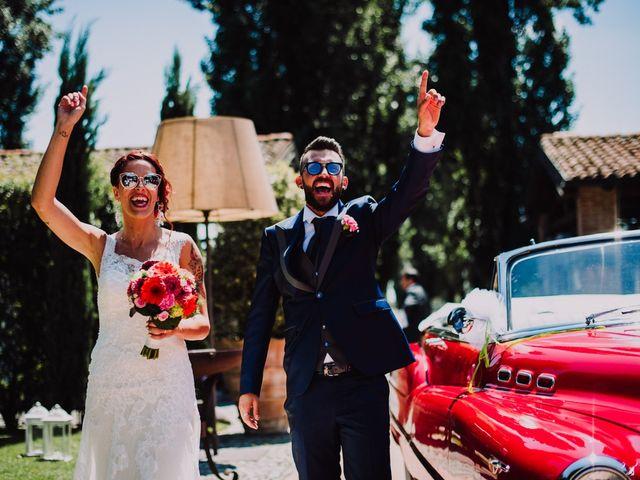 Il matrimonio di Federico e Lisa a Scanzorosciate, Bergamo 80