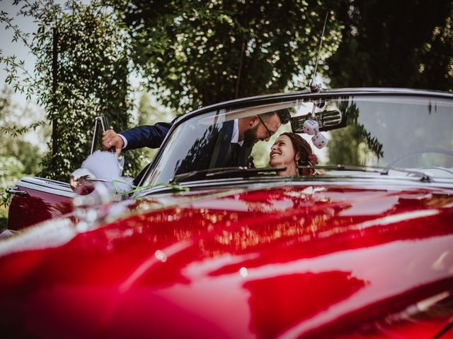 Il matrimonio di Federico e Lisa a Scanzorosciate, Bergamo 83