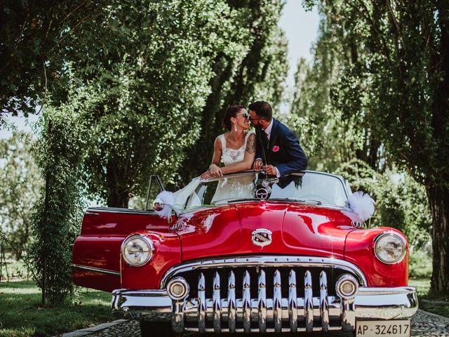 Il matrimonio di Federico e Lisa a Scanzorosciate, Bergamo 85
