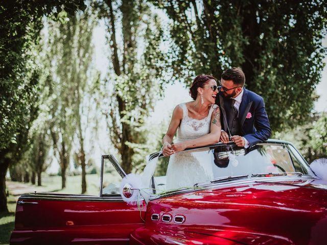 Il matrimonio di Federico e Lisa a Scanzorosciate, Bergamo 86
