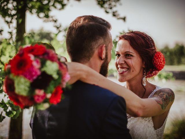 Il matrimonio di Federico e Lisa a Scanzorosciate, Bergamo 102