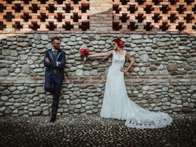 Il matrimonio di Federico e Lisa a Scanzorosciate, Bergamo 107