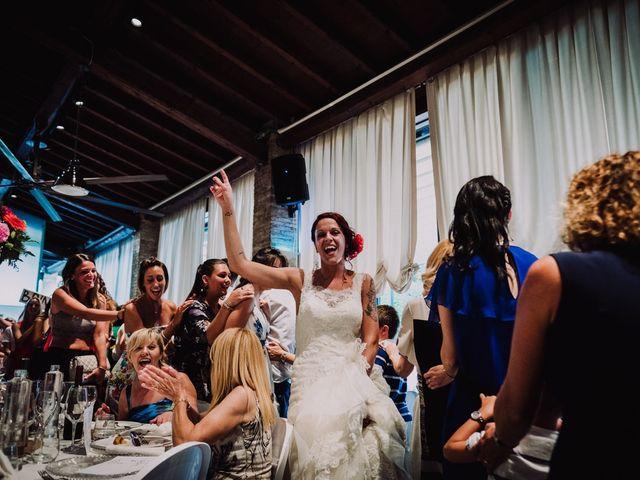 Il matrimonio di Federico e Lisa a Scanzorosciate, Bergamo 108