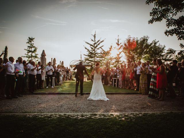 Il matrimonio di Federico e Lisa a Scanzorosciate, Bergamo 109