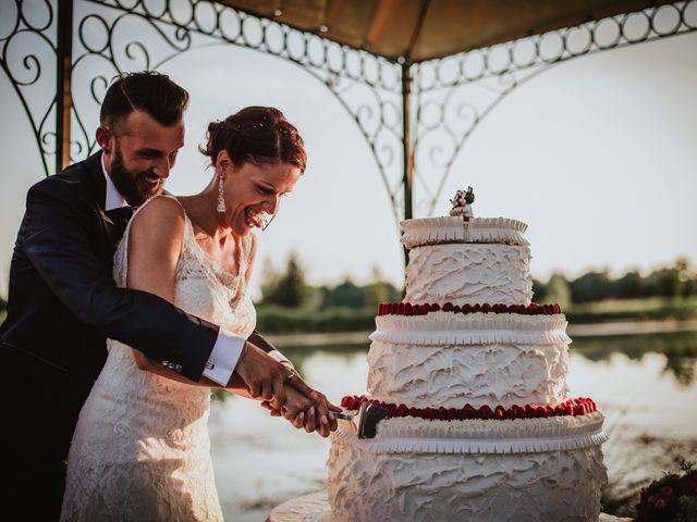Il matrimonio di Federico e Lisa a Scanzorosciate, Bergamo 112