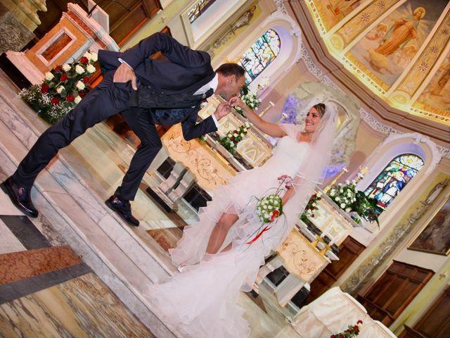 Il matrimonio di Claudio e Miriam a Castel Gandolfo, Roma 9