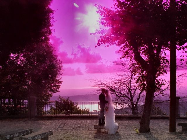 Il matrimonio di Claudio e Miriam a Castel Gandolfo, Roma 11