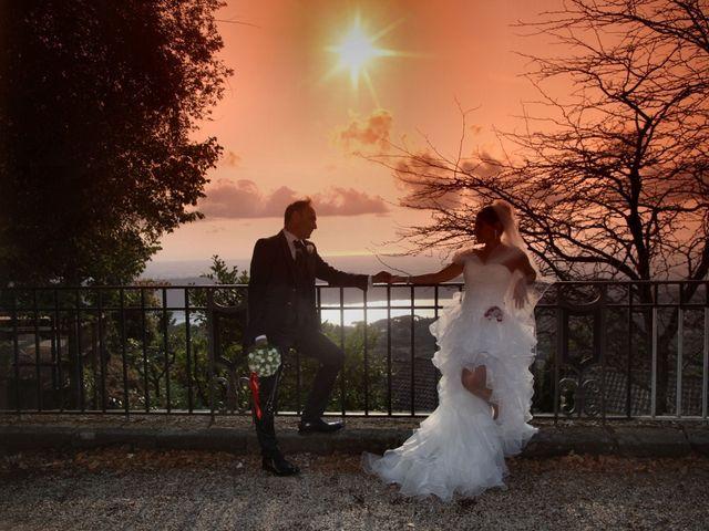 Il matrimonio di Claudio e Miriam a Castel Gandolfo, Roma 12