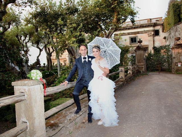 Il matrimonio di Claudio e Miriam a Castel Gandolfo, Roma 19