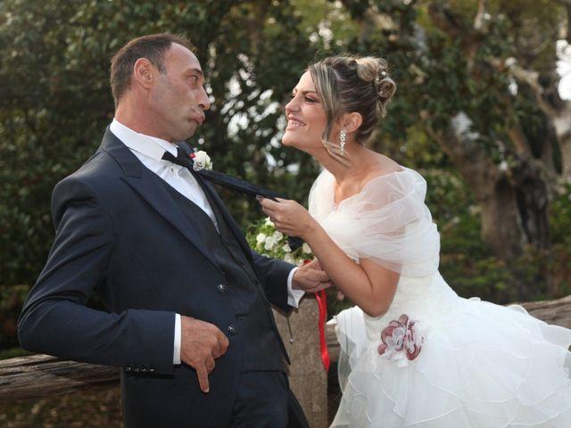 Il matrimonio di Claudio e Miriam a Castel Gandolfo, Roma 20