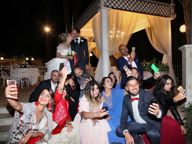 Il matrimonio di Claudio e Miriam a Castel Gandolfo, Roma 23