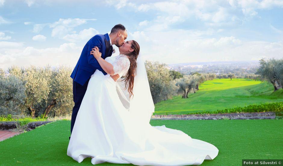 Il matrimonio di Federico e Daniela a Montecarlo, Lucca