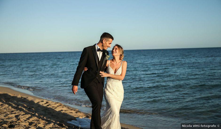 Il matrimonio di Fabiana e Dario a Manduria, Taranto
