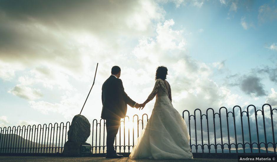 Il matrimonio di Walter e Daniela a Barcellona Pozzo di Gotto, Messina