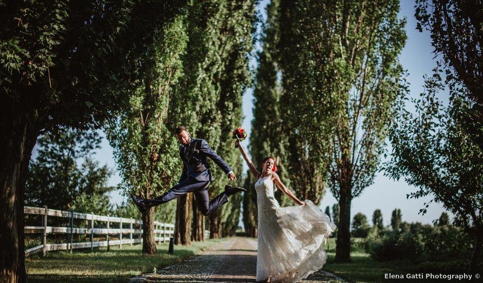 Il matrimonio di Federico e Lisa a Scanzorosciate, Bergamo