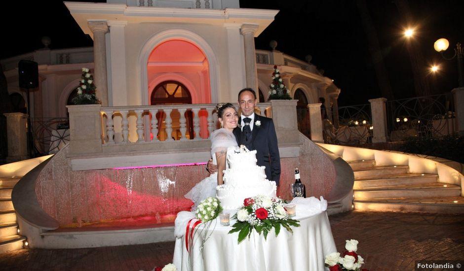 Il matrimonio di Claudio e Miriam a Castel Gandolfo, Roma