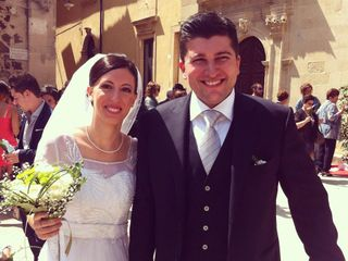 Le nozze di Eleonora e Rosario 1