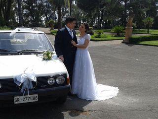 Le nozze di Eleonora e Rosario