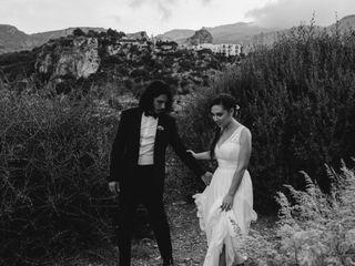 Le nozze di Chiara e Oscar 1