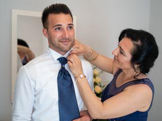 Le nozze di Manuela e Francesco 1