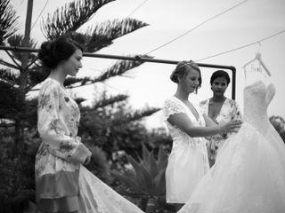 Le nozze di Anna e Mattia 1