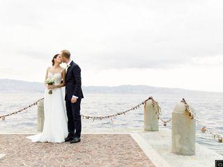 Le nozze di Gabriella e Luca