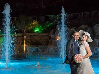 Le nozze di Tina e Jose Luis