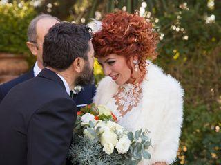 Le nozze di Loredana e Tonino