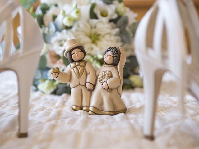 Il matrimonio di Francesco e Claudia a Briosco, Monza e Brianza 4