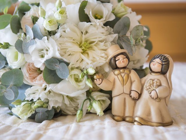 Il matrimonio di Francesco e Claudia a Briosco, Monza e Brianza 5